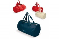 Canvas bowling tas RED