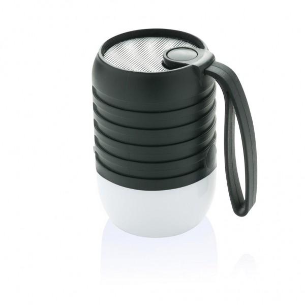 Kleurwisselende speaker lamp
