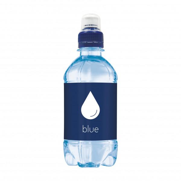 Bronwater 330 ml met sportdop