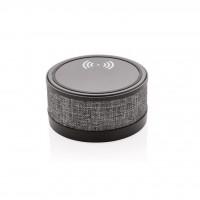 Fabric 3W draadloze oplader en speaker