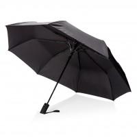 "Deluxe 21"" opvouwbare auto open paraplu"
