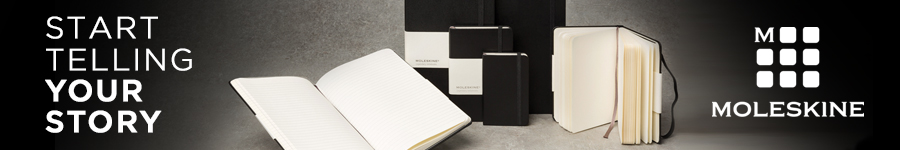 Moleskine notitieboekjes