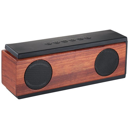 Native houten Bluetooth® luidspreker