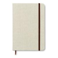 A5 notitieboek, canvas