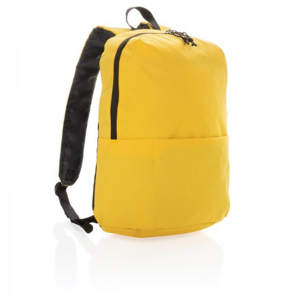 Casual rugzak PVC vrij, geel