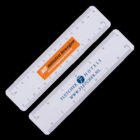 Mailing liniaal 4 schalen 150 mm