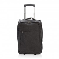 Duo tone opvouwbare trolley