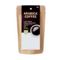 Arabica gemalen koffiebonen 13