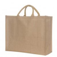 Jute shopper medium 43 x 35 x 18 cm, 240 grams