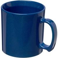 midden blauw
