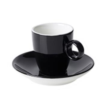 Bart Espresso zwart 6,5 cl. SET