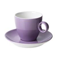 Bart Koffie paars 17 cl. SET