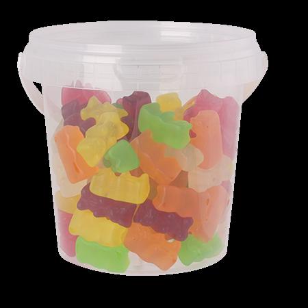Emmertje 670 ml gevuld met snoep uit categorie SPECIAAL full colour label