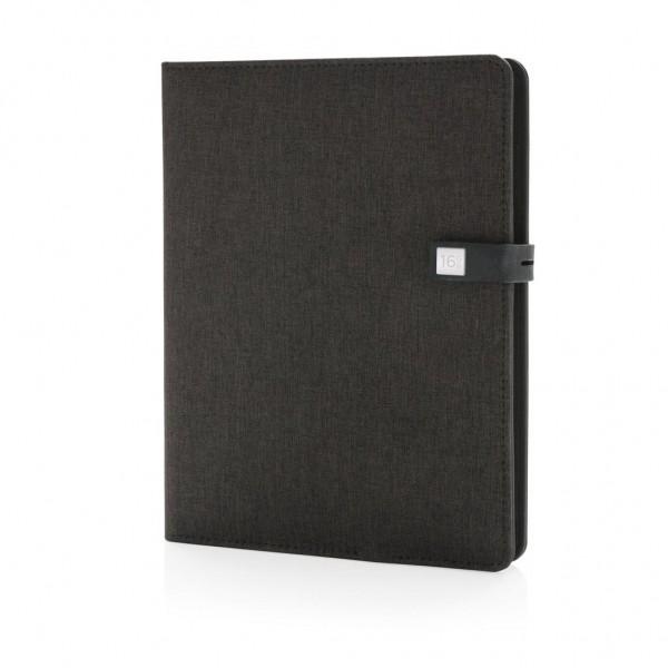 Kyoto powerbank & 16 GB USB notitieboek
