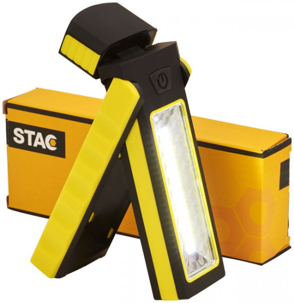 Patron COB magnetische werkverlichting met fakkel en standaard