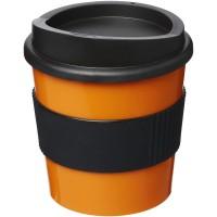 oranje, zwart