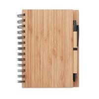 A5 bamboe notitieboek