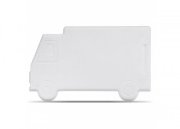 Pepermuntdoos vrachtwagen