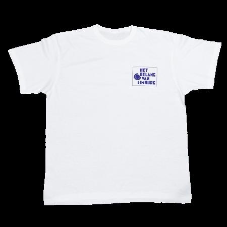 T-shirt 180 gr/m2 wit - L