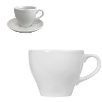 Barista Koffie Kop ivoor 15 cl