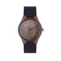 Lederen horloge 01