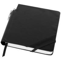 Patch the edge A6 notitieboek met balpen