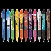KEA balpen met gripzone en gekleurd beslag in full colour all over bedrukt 01