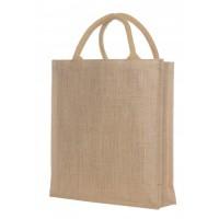 Jute shopper mini 31 x 35 x 8 cm, 160 grams