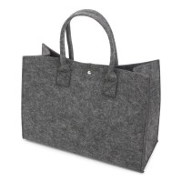 Felt Shopper Anthracite