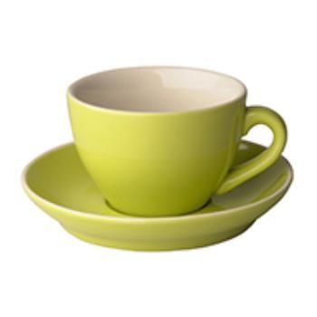 Robusta Cappuccino groen 18 cl.SET