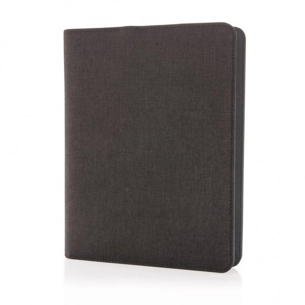Power notitieboek met 3.000 mAh powerbank