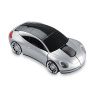 Autovormige draadloze muis 16
