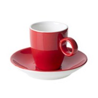 Bart Espresso rood 6,5 cl. SET