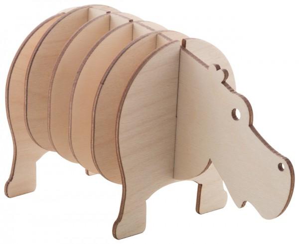 onderzetters, hippo