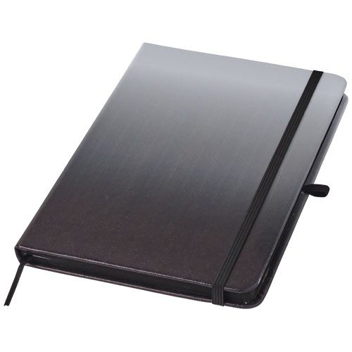 Gradient notitieboek met harde kaft