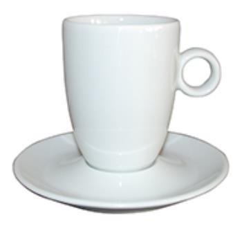 Bola Cappuccino hoog wit 25 cl. SET