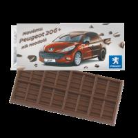 Chocoladereep 50 gr. Barry Callebaut