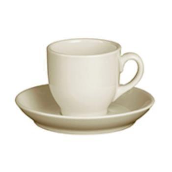 Robusta Koffie ivoor 14 cl. SET