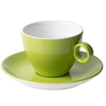 Bart Cappuccino groen 23 cl. SET