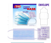 Beschermende envelop zonder gel