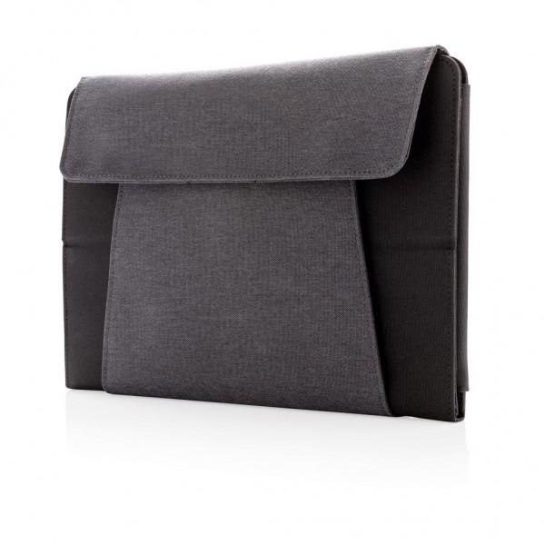 "Kyoto 10"" tablet portfolio met draadloze 4.000 mAh powerbank"