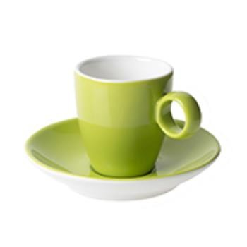 Bart Espresso groen 6,5 cl. SET