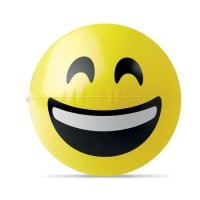 Emoticon strandbal