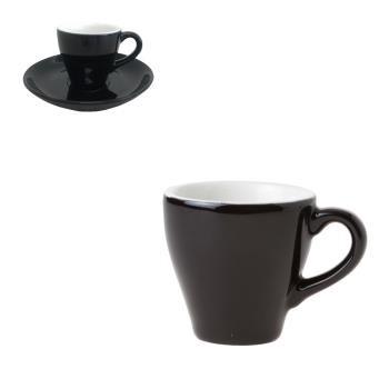 Barista Espresso Kop zwart 7 cl.