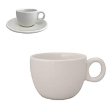 Q Performance Koffie Kop ivoor 16 cl.