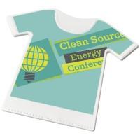 Brace T-shirtvormige ijskrabber