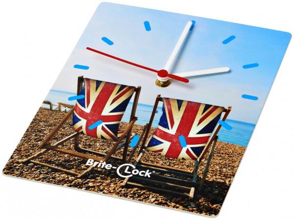 Brite Clock® rechthoekige wandklok