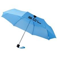 """Ida 21.5"""" foldable umbrella"""