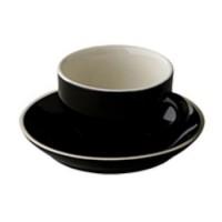 Robusta Cappuccino zwart 18 cl.SET