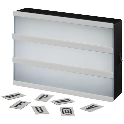 Cinema A5 decoratieve lightbox